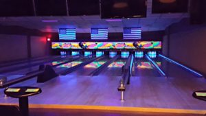 Cosmic Bowling on the Weekends